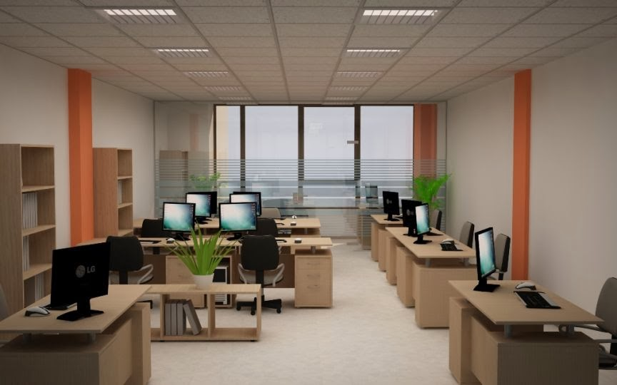 Офис 3D - 7