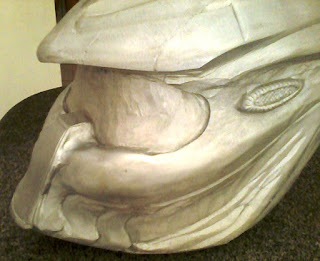 predator motorcycle helmet mold