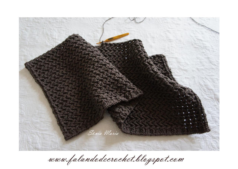 Download Falando De Crochet Tapete De Croc