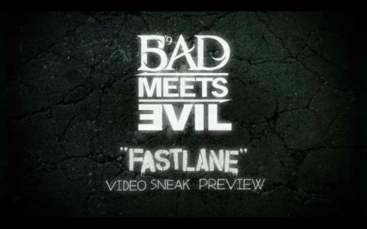 fastlane bad meet evil video