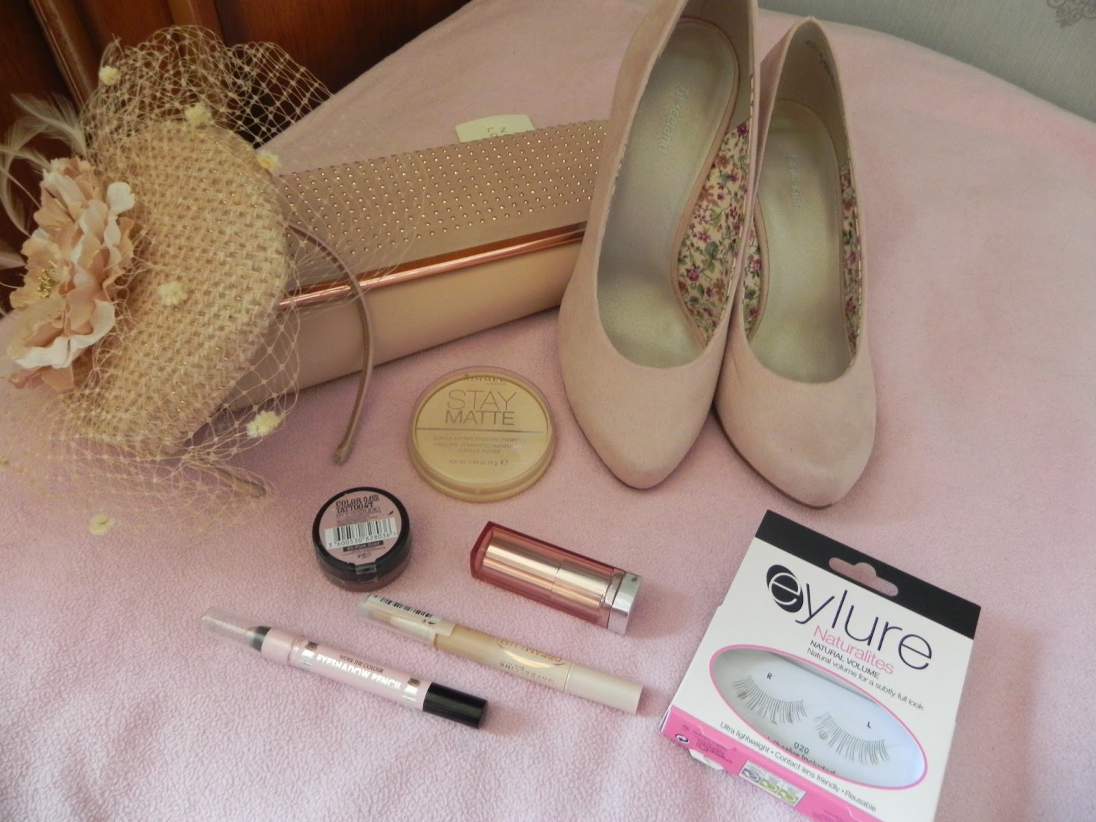 Theres something about Alice.: Haul: Wedding make up and ...