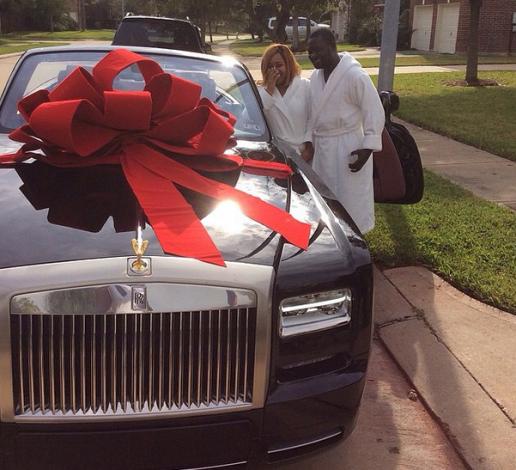 warri billionaire ayiri emami buys rolls royce for wife as birthday