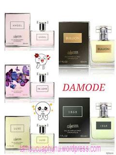Nước hoa Damode Pháp chính hiệu - Nước hoa nam nữ cao cấp