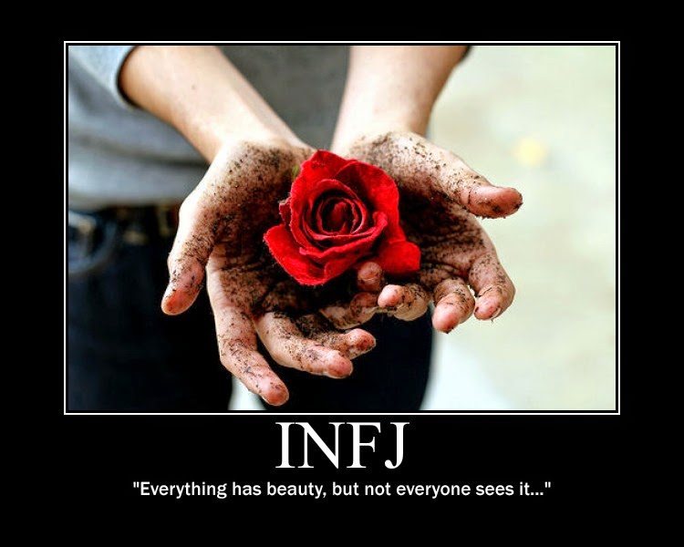 How can an infj find love