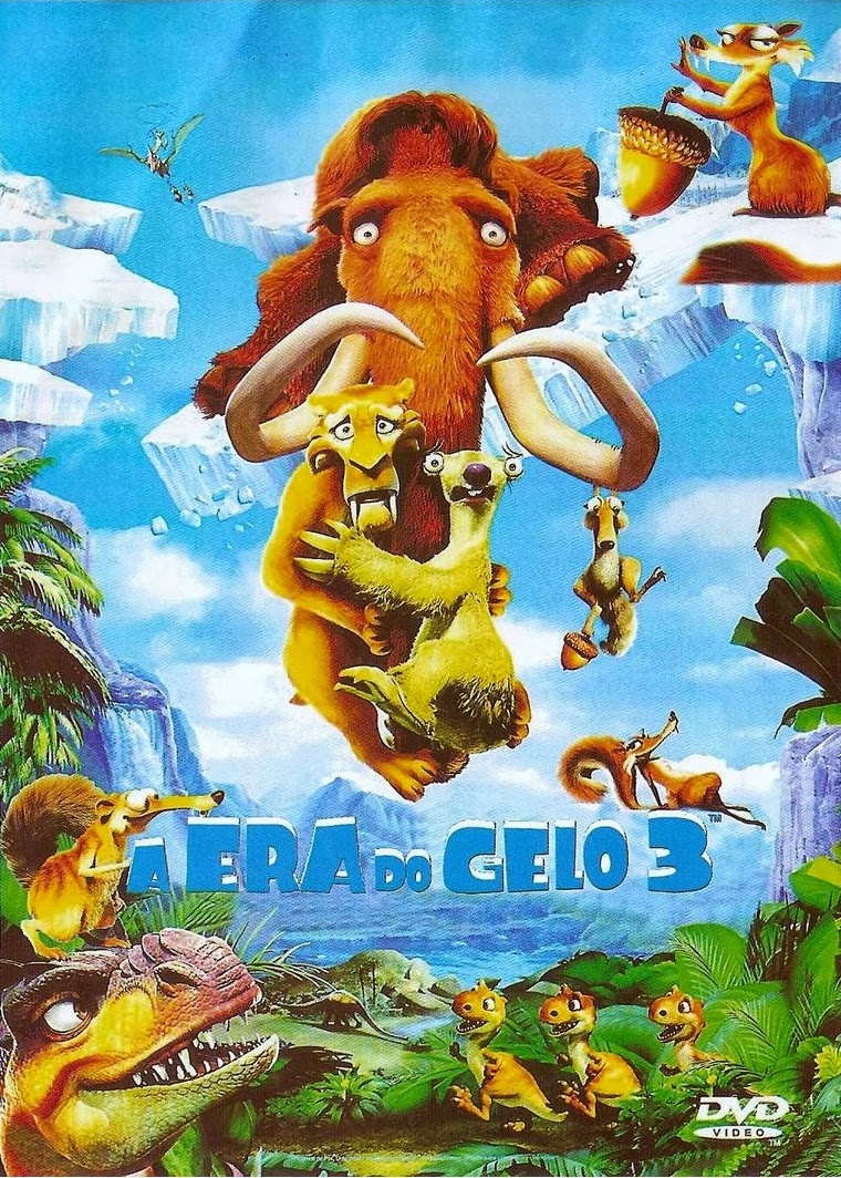 A Era do Gelo 3 – Dublado (2009)