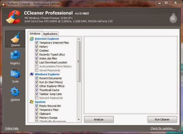 CCLEANER PRO+ BUSINESS + TECHNICIAN + PORTABLE + KEY