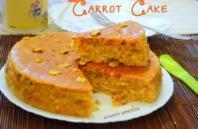 Carrot Cake / Easy Cake Recipes / Merry Christmas
