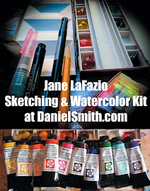 Jane LaFazio Watercolor Kits