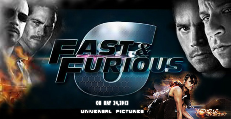 Fast Furious 6 and 7