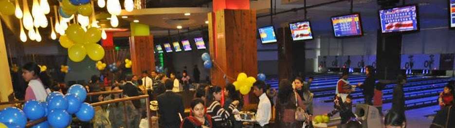 Every Other Day (e-o-d),  Noida - the bowling lounge