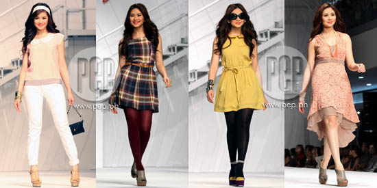 Sarah Geronimo Fashion Cloths