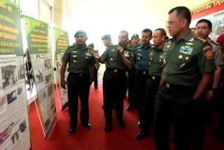 Panglima TNI Sampaikan Keberhasilan TMMD