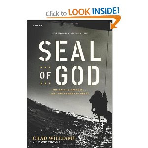Buy the book Seal of God by Chad Williams.