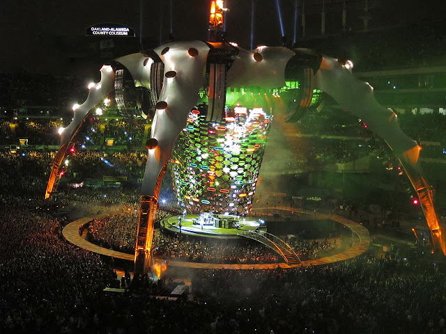 U2 360 degrees concert tour