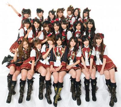 AKB48 Idol Group Terbesar Di Jepang