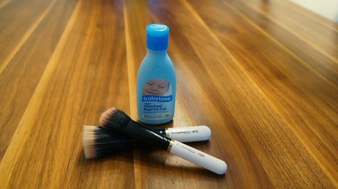 balea babyshampoo