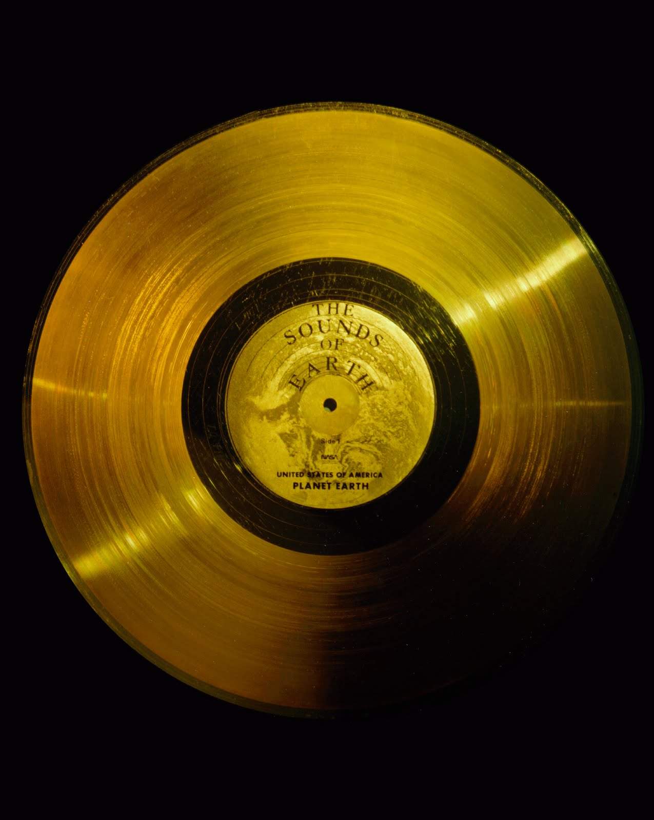 voyager 1 golden record - photo #2