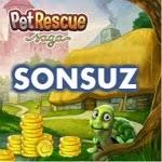 Pet Rescue Saga Sonsuz Jeton Hilesi