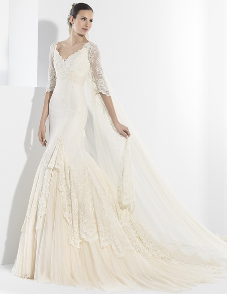 Franc Sarabia 2014 Spring Bridal Collection