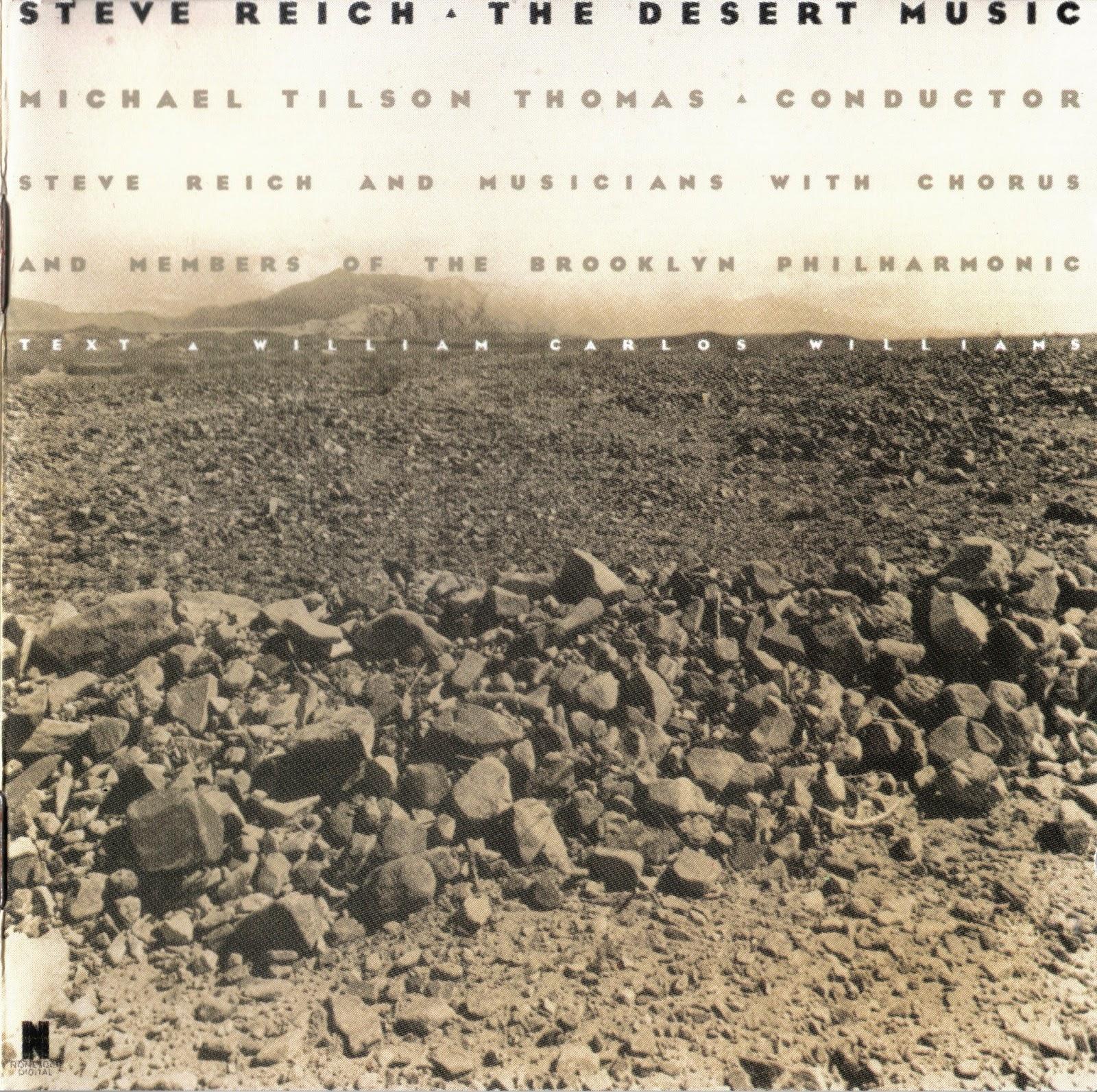 Der Musik Blog Aus Freiburg Steve Reich The Desert Music