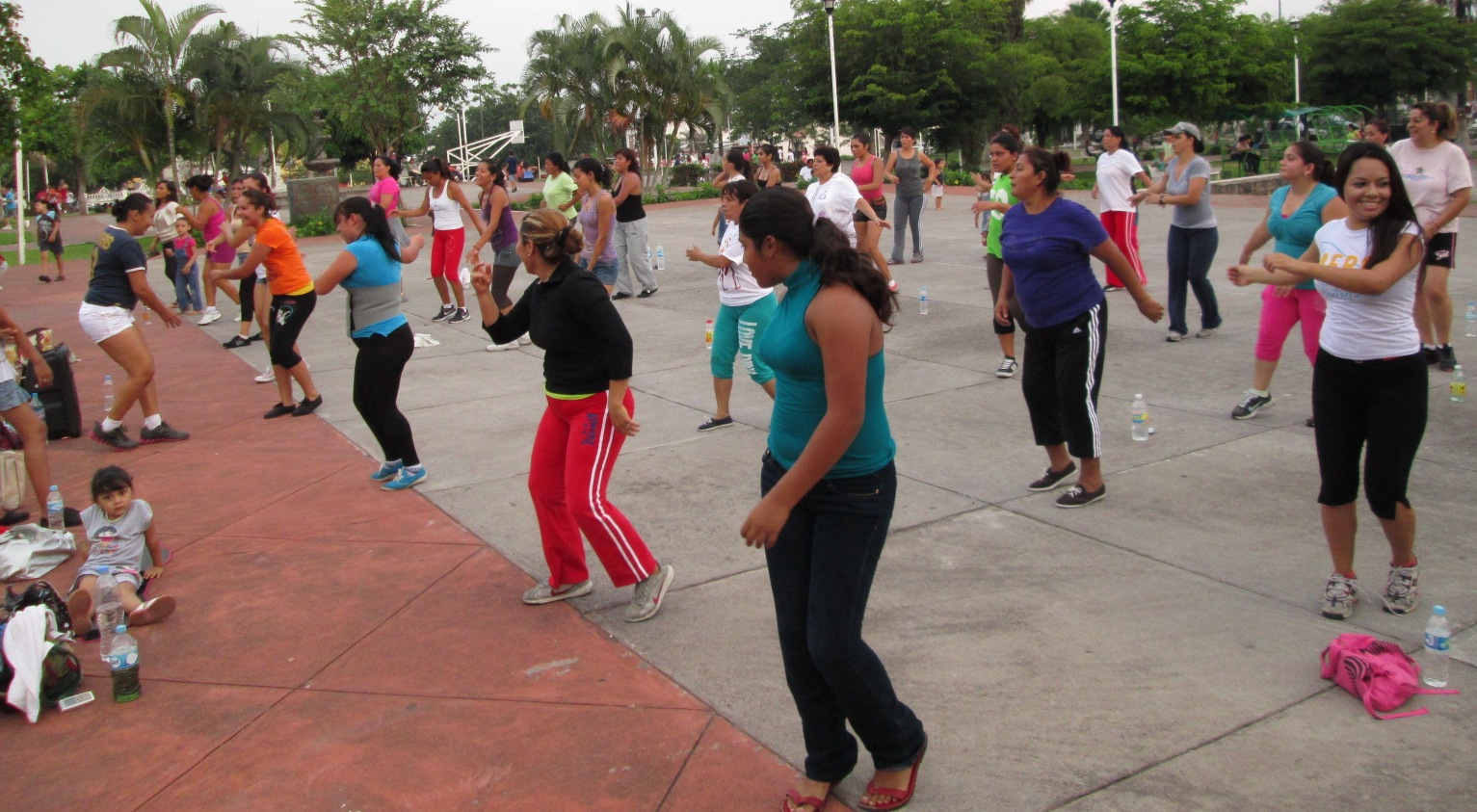 Gobcol participan colima y vdea en municipio activo for Jardin de villa de alvarez