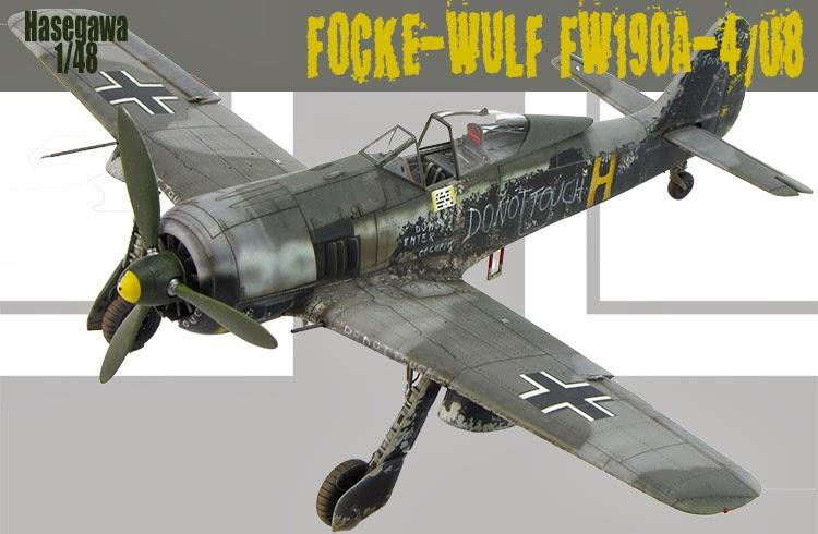 Focke-Wulf FW190A-4/U8