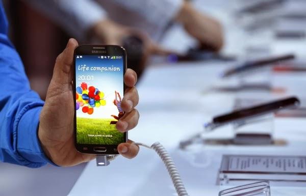 Samsung, Galaxy S5