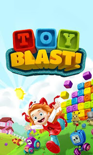 Screenshots of the Toy blast for Android tablet, phone.