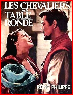 Passione super 8 i cavalieri della tavola rotonda 1953 - I dodici della tavola rotonda ...