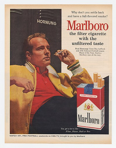 List of New York brand cigarettes Winston