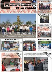 PORTADA PERIODICO IMPRESO 12 DE ABRIL DEL 2011