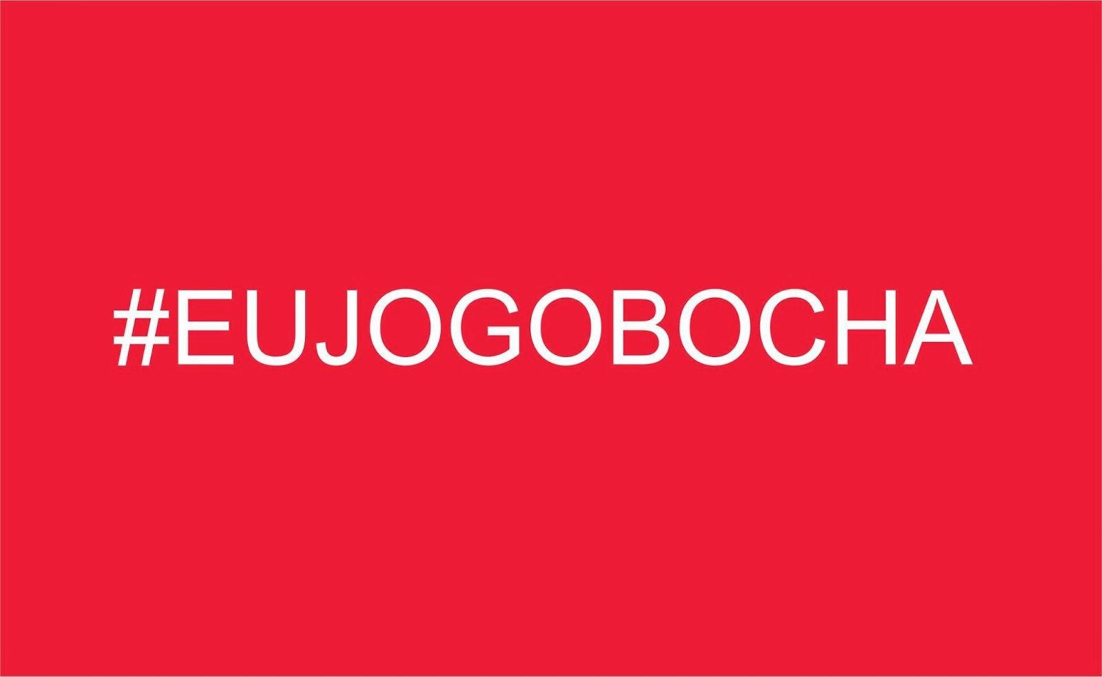 #EUJOGOBOCHA