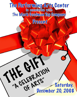 The Performing Arts Center Van Nuys Presents The Gift