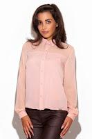 Camasa eleganta, de culoare roz ( )