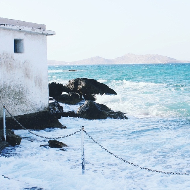 Jelena Zivanovic Instagram @lelazivanovic.Glam fab week.Naoussa fishing village,Paros island,Greece.