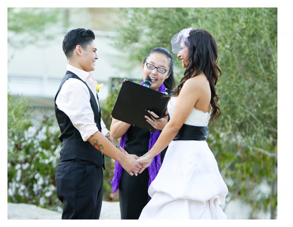 Los Angeles Orange County California Same Sex LGBT Wedding Officiant Minister