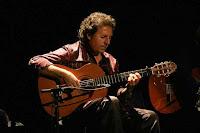 El tocaor onubense actuará el 24 de febrero de 2012 en el Teatro Lope de Vega
