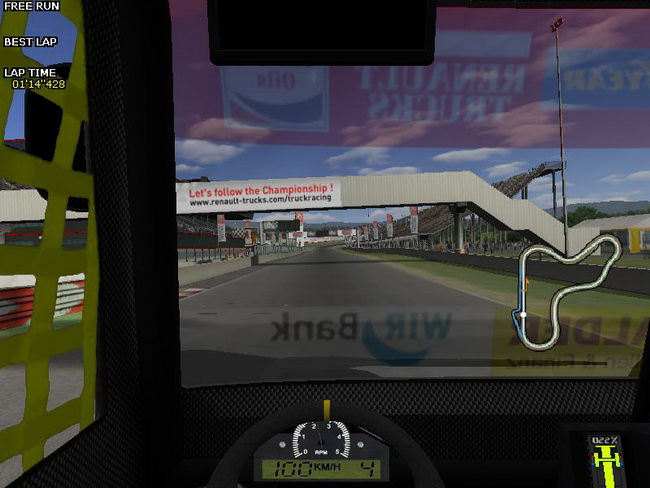 free truck racing games download