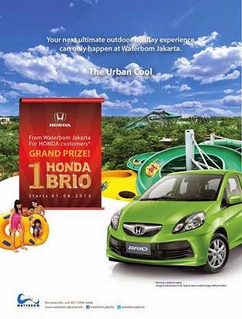 Promo Brio Satya Bandung