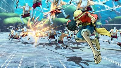 One Piece : Pirate Warriors 3 Screenshot 2