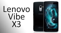 Lenovo Vibe X3 Resmi Dirilis dalam Tiga Versi