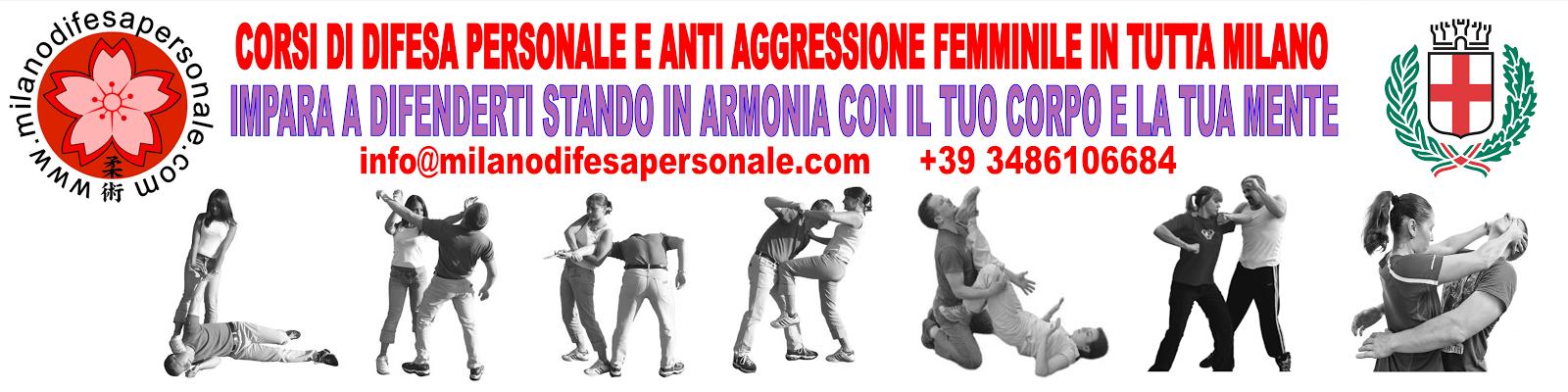 CORSI DI ARTI MARZIALI E DI DIFESA PERSONALE A MILANO CENTRO +39 3486106684