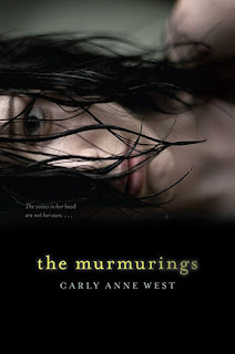Review of The Murmurings by Carly Anne West published by Simon Pulse