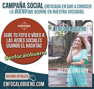Campana Social Enfoca Lo Bueno