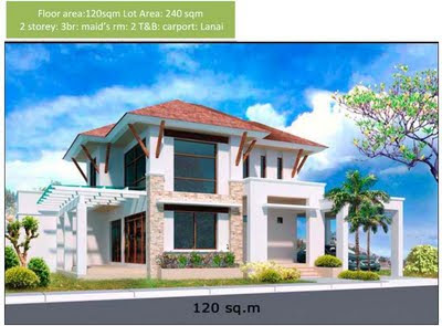 Ashiyana Tagaytay model unit - Tagaytay homes