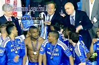 Chelsea Juara Liga Champion 2012