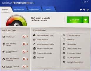 Uniblue PowerSuite Pro 2014