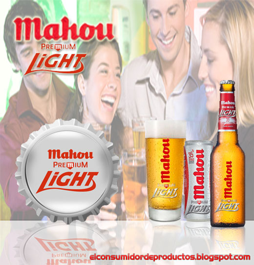 Mahou Premium Light tu opinion es importante