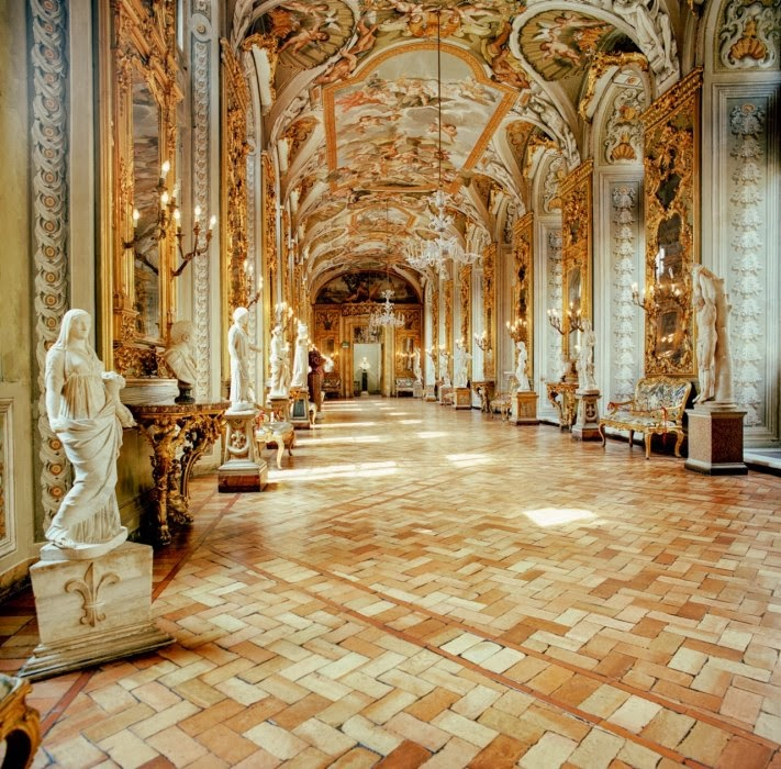 Loveisspeed palazzo intrigue an adopted son in for Palazzo doria roma