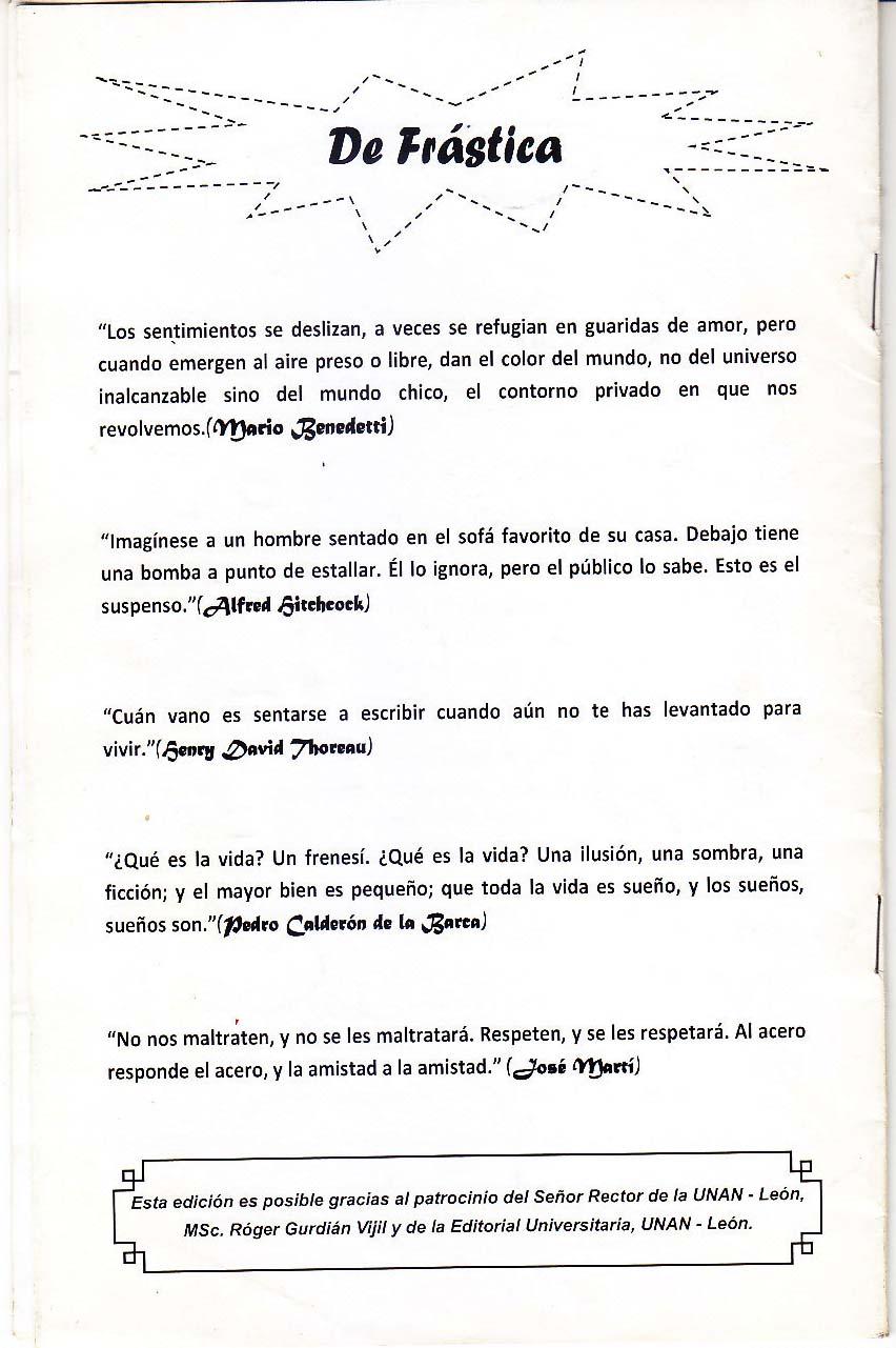 NOCTÁMBULOS DE LA LITERATURA